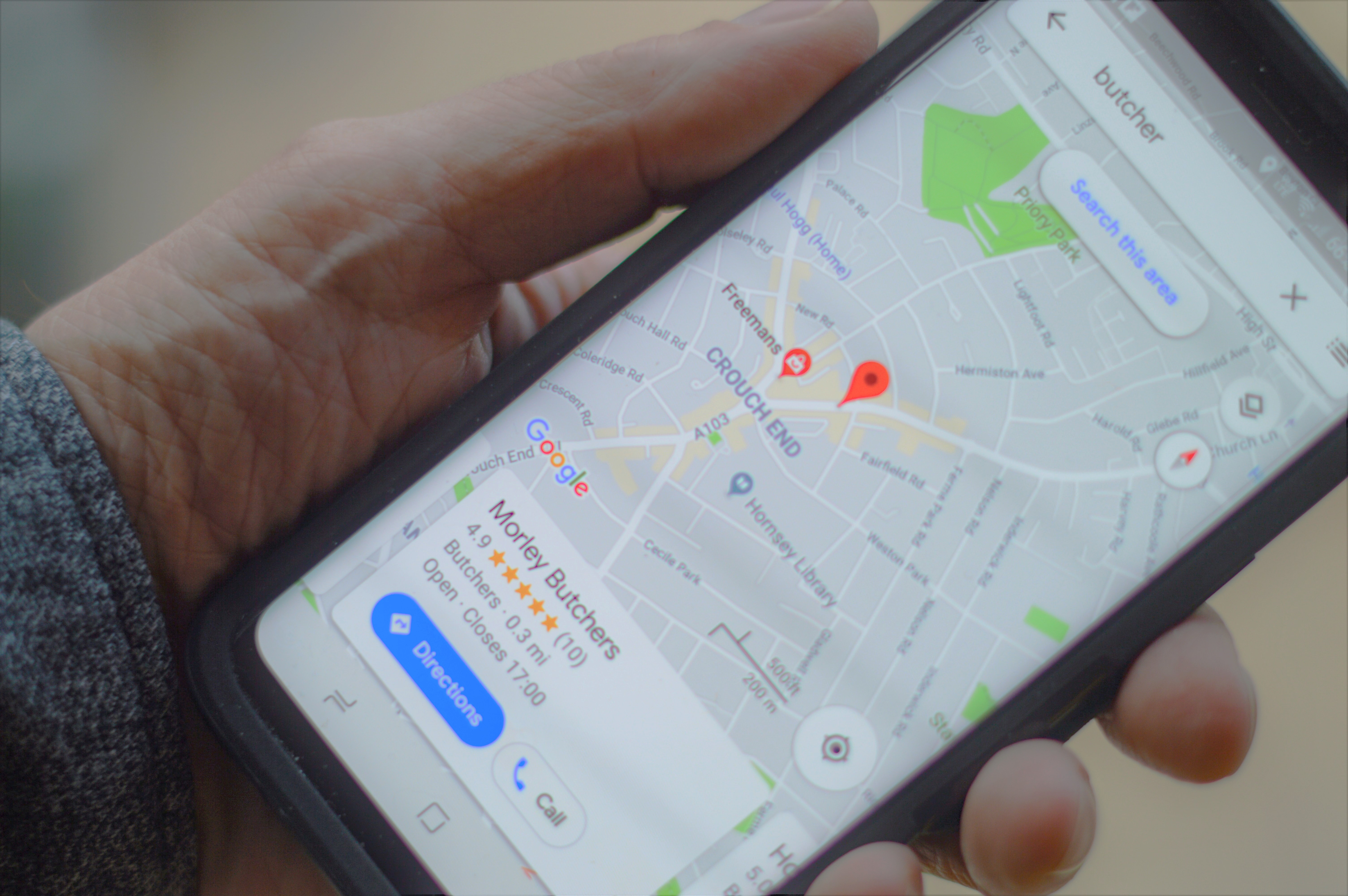 Location-based Targeting With Kritter